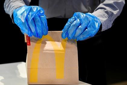 McDonald's стал экологичнее
