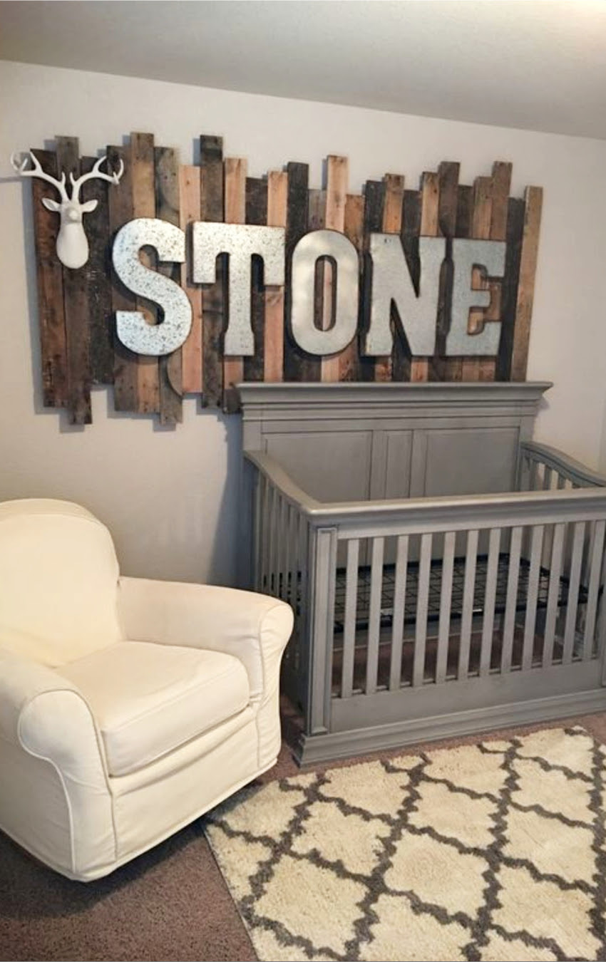 Rustic Baby Boy Nursery Themes PICTURES & Nursery Decor ...