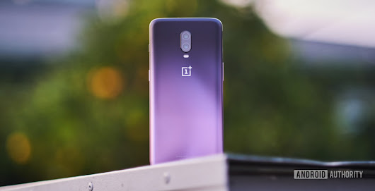 OnePlus 6T international giveaway! - Android Authority