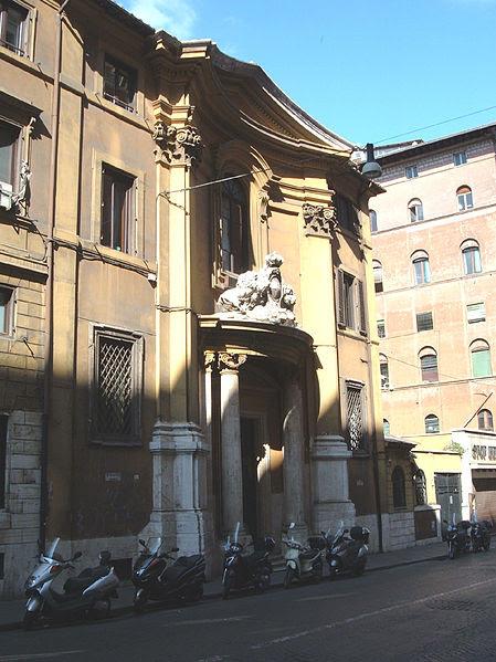File:Monti - Chiesa sconsacrata S. Paolo primo eremita.JPG