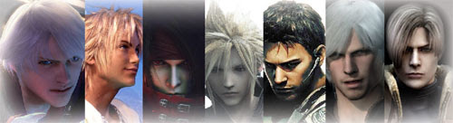 males Top 20 personagens masculinos mais bonitos dos games