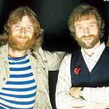 Chas and Dave: Knees have gone all trembly