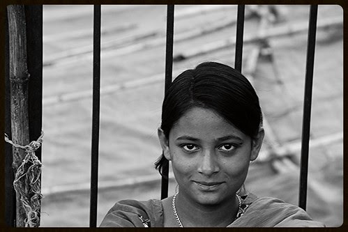 Did She Manage To Escape The Cage Of Doom by firoze shakir photographerno1