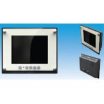 Weldex WDL-6400MFM 6.4 Industrial TFT LCD Flush Mount RGB or Composite Monitor