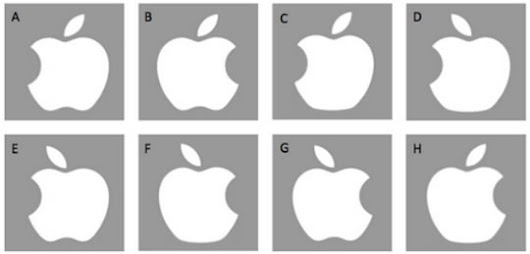 Take The Apple Logo Test: Explains Why Everyday Memory Is So Poor - PsyBlog