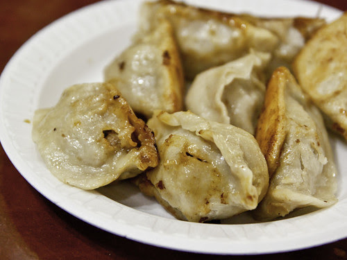 Huge-ass dumplings