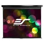 "Elite Screen M120XWV2 Manual Series 120""(4:3) MaxWhite Projector Screen"