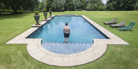 Roman Style Pool Design: Classically Cool - Pool Pricer
