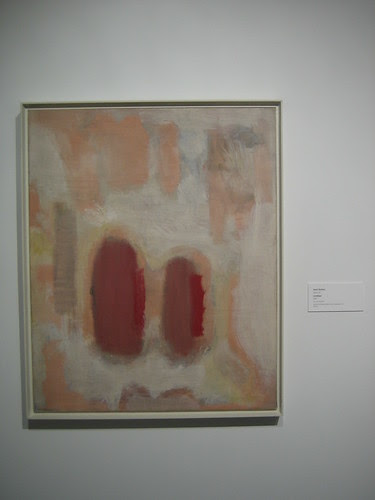Untitled, 1947, Oil on Canvas, Mark Rothko, Oakland Museum of California _ 9518