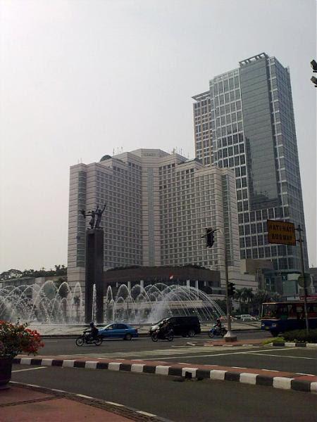 Bundaran Hi Monument Welcome To Jakarta Jakarta