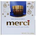 Merci Milk Chocolate, Variety - 7 oz