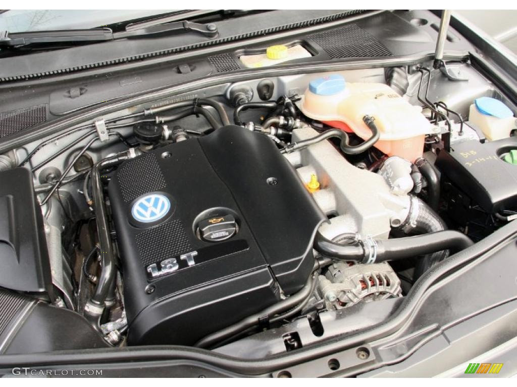2003 Volkswagen Passat Gls Wagon 1 8l Dohc 20v Turbocharged 4 Cylinder Engine Photo 46781988 Gtcarlot Com