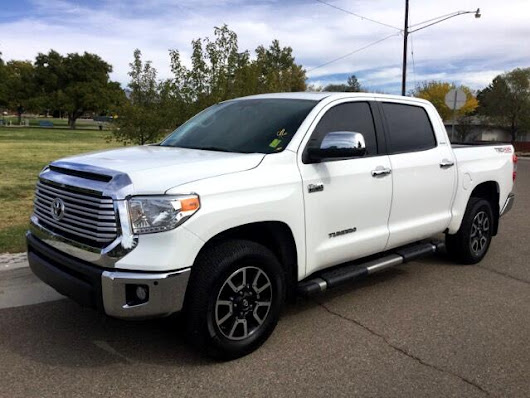 Used 2014 Toyota Tundra Limited 5.7L FFV CrewMax 4WD for Sale in Albuquerque NM 87110 Unique Motor Sports