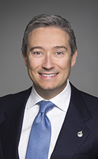 Photo - The Honourable François-Philippe Champagne - Click to open the Member of Parliament profile