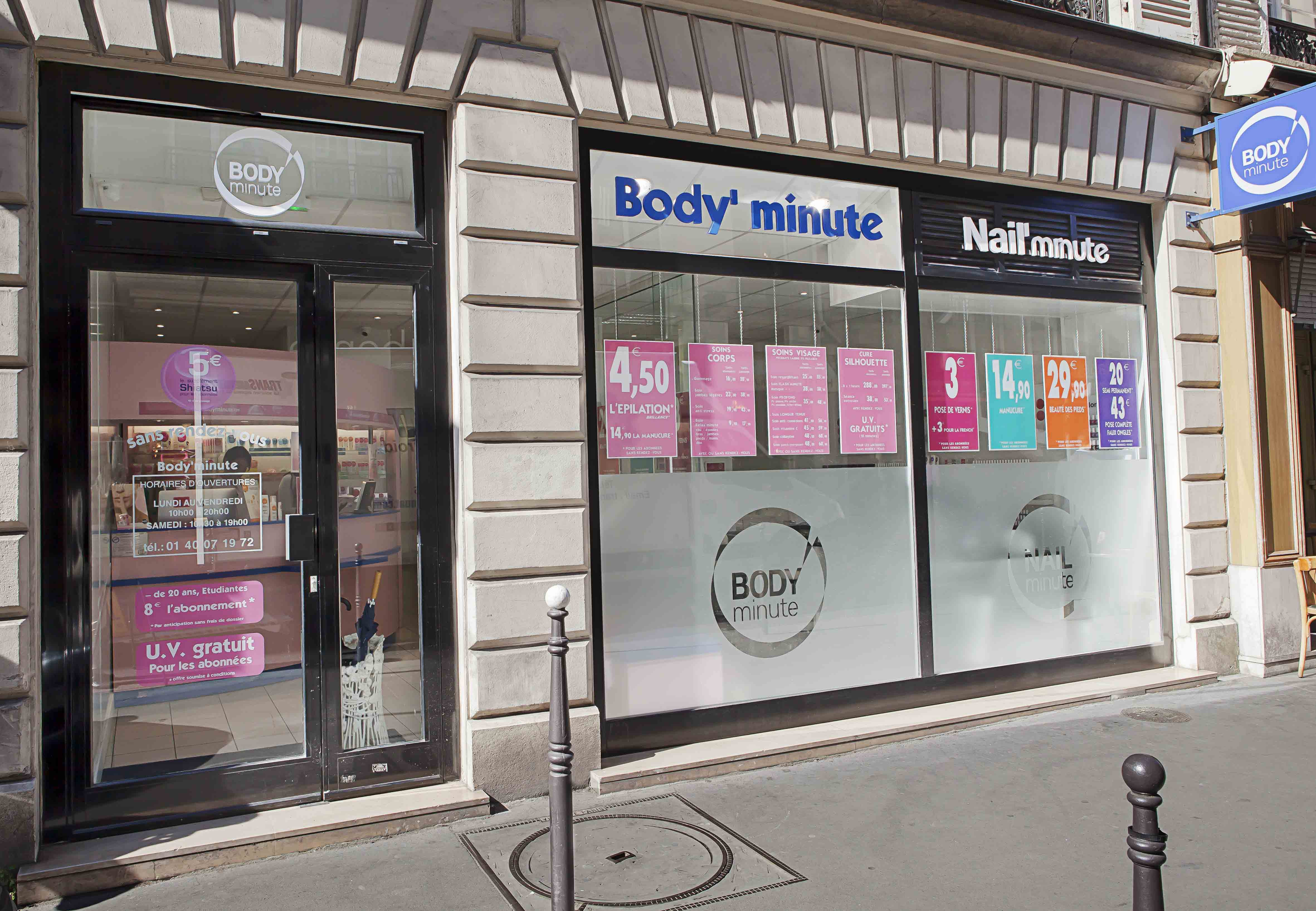Body Minute Annecy