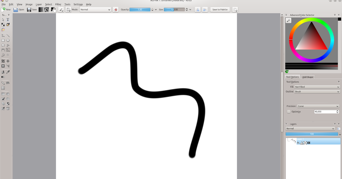 Petra 39 S Sketchblog Open Source Drawing Software Review