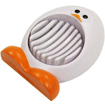 Joie Eggy Wedgey Egg Slicer - Great for Strawberries and Mushrooms