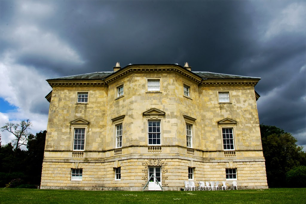 Danson House - Rear View