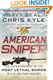 American Sniper by Chris Kyle book cover
