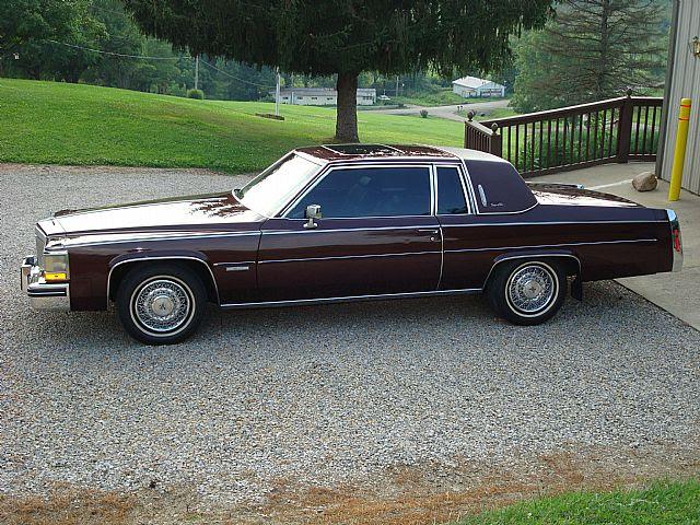 1983 Cadillac DeVille For Sale Zanesville , Ohio