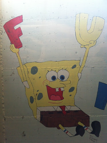 Spongebob by currtdawg