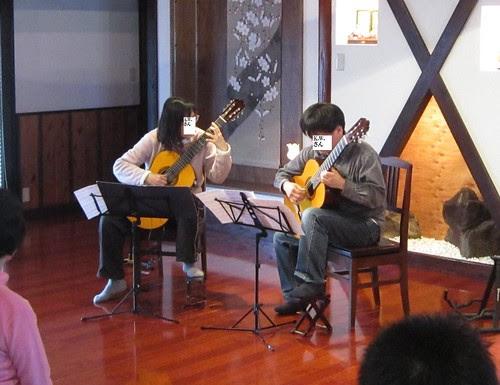 みゅげさんご夫妻二重奏 2012年3月31日 by Poran111