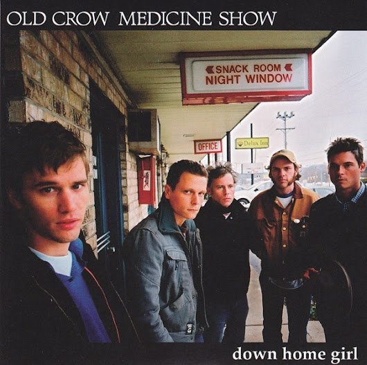 James River Blues -- Old Crow Medicine Show (2006)