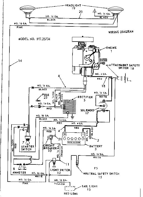 Diagram Wiring Diagram Sears Gt18 Full Version Hd Quality Sears Gt18 Diagramsfae Caditwergi It