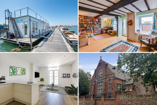 Real estate: What a £225k house looks like across the UK
