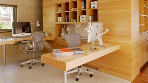 50 Trendy Home Office Design Ideas for Women | Beklentiler.com