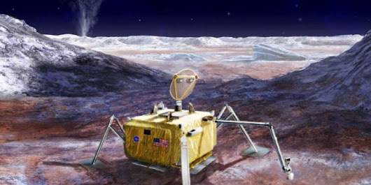 Inside NASA's daring $8 billion plan to finally find extraterrestrial life