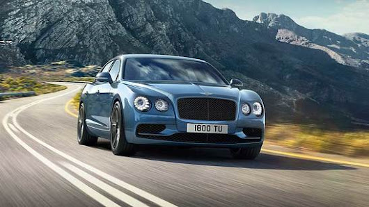 Bentley Flying Spur W12 S mit 635 PS  | Faszination-Autos