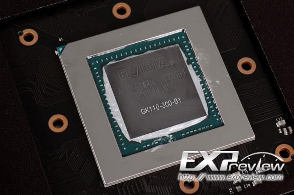 Nvidia GK110-300-B1