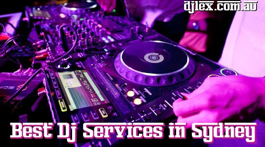 Few amazing things about Professional DJ Service