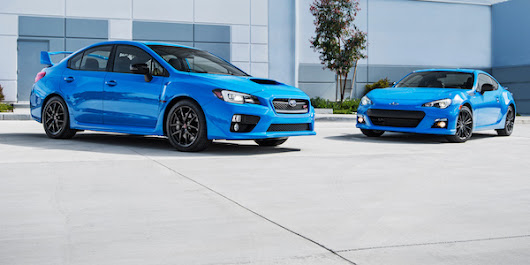 Subaru's Sports Cars WRX/STI and BRZ Stay Glowing Hot in Canada - Torque News