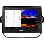 Garmin GPSMAP 1222xsv Touch SideVü, ClearVü & Traditional CHIRP Sonar w/Worldwide Basemap