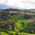 Paisaje costaricense: el país encabeza el Happy Planet Index