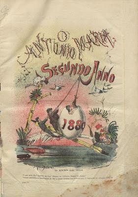 O Antonio Maria - Portuguese satirical mag