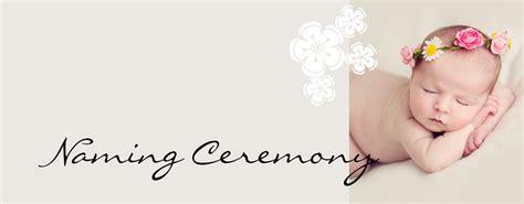 Naming Ceremony * Lisa Haas Civil Marriage/Wedding