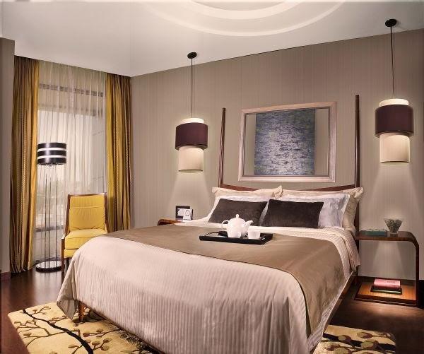 Classic Four Bedroom Apartment Design Concept | Home ...
