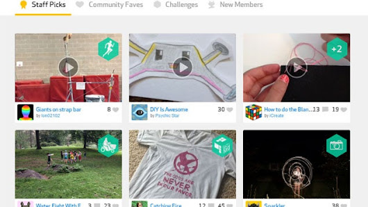 DIY.org Turns Kids into Makers, Is an Instructables for Children