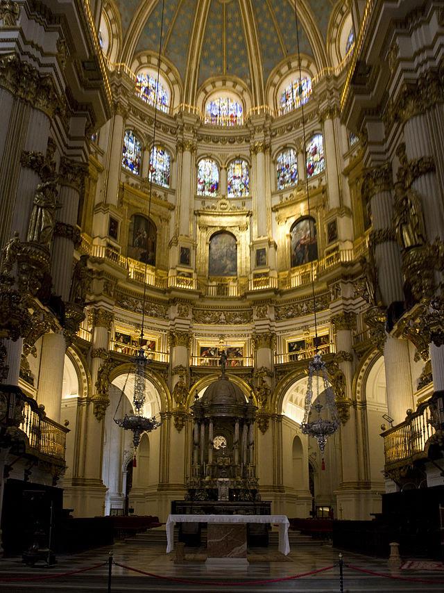 Granada-Catedral-Coro y Abside.jpg