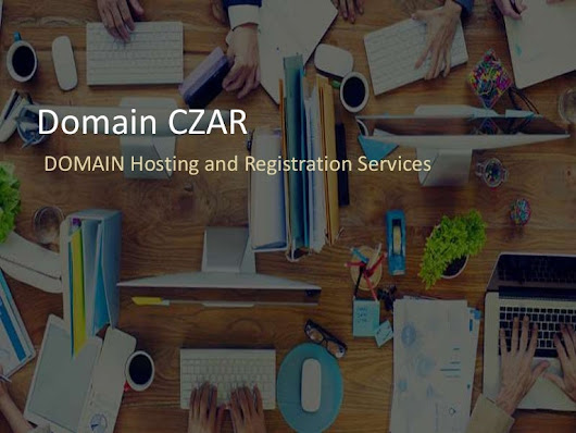 No. 1 Domain Registration and Web Hosting Service