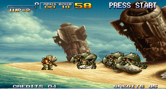 Survival Mode: Metal Slug 3 (Arcade)