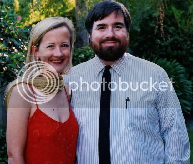 Julie & Richard, My Kids