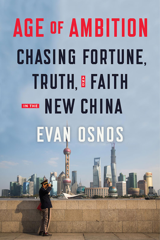 Top Five China Books of 2014