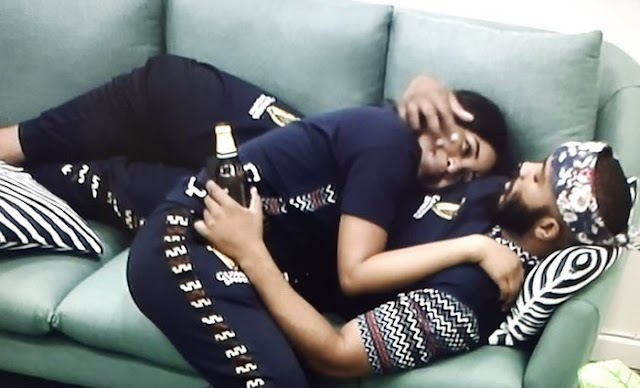 """""""I Don't Want A Relationship Between Me & Erica"""" – Kiddwaya Reveals During An Interview (Video)"""