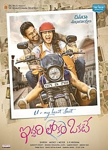 Iddari Lokam Okate Full Movie Leaked Online by Tamilrockers for Free Download
