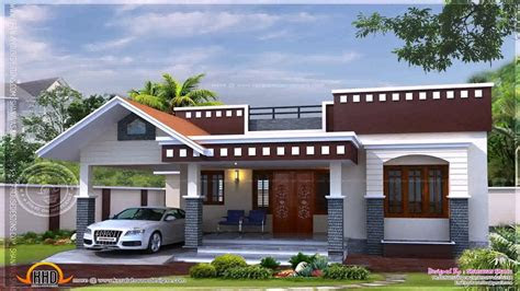 simple house plans  kerala  floor youtube