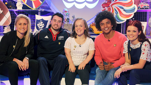 Blue Peter, Get Your Team GB Sport Badge!